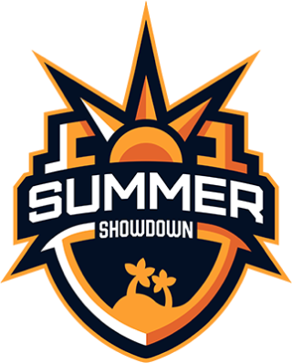 Summer showdown event emblem